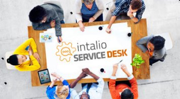 INTALIO Service Desk - praca ze zgłoszeniami