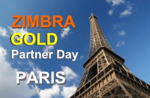 Zimbra Gold Partner Day Paris